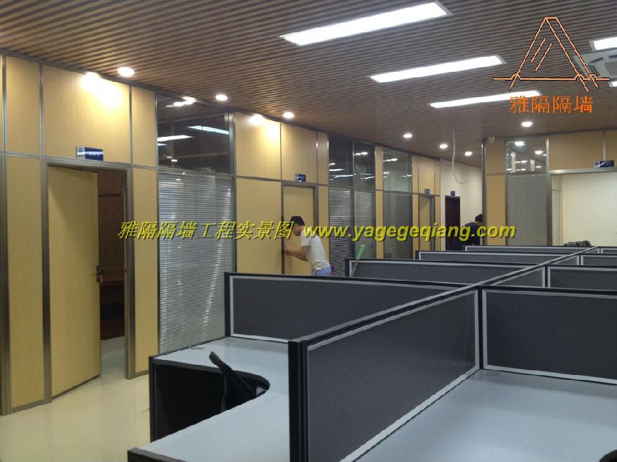 该工程公司logo 深圳南山tcl国际e城深圳盐港建设工程有限公司办公室